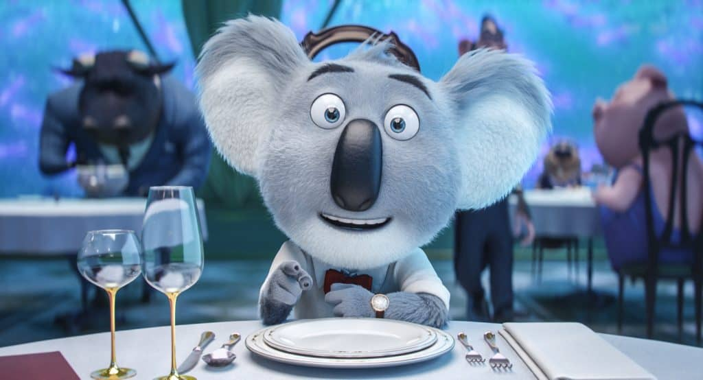 Sing in Theaters December 21, 2016