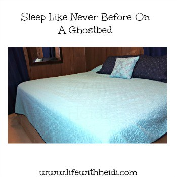 Sleep like Never Before on a GhostBed