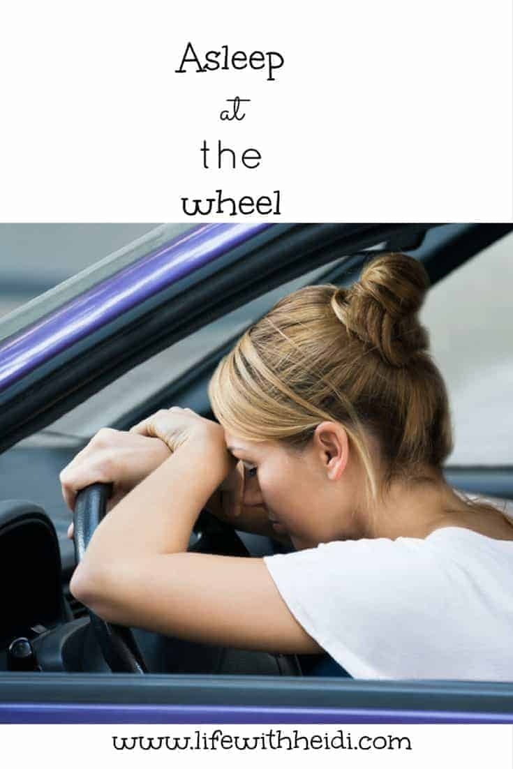 Asleep at the wheel (useful tips to fight the travel yawns)