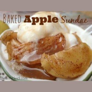 baked-apple-sundae