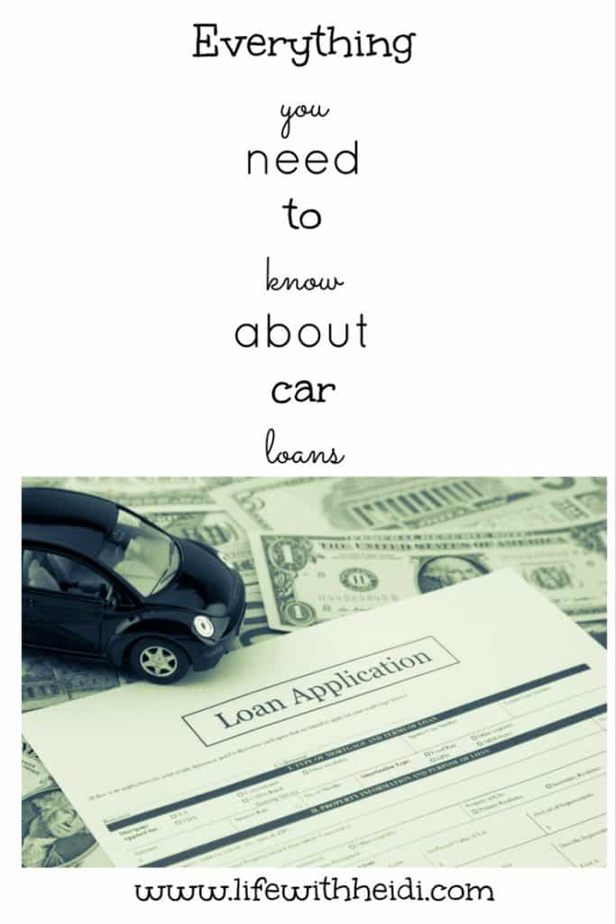 Everything you need to know about car loans