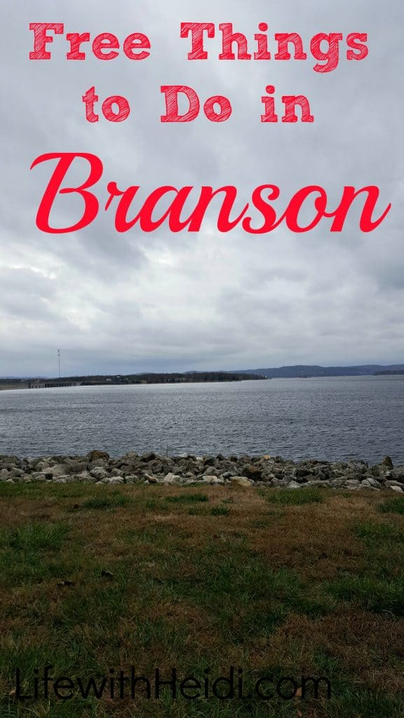 Free Things to Do in Branson Missouri