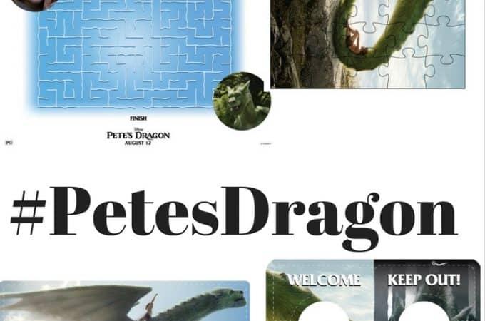 #PetesDragon