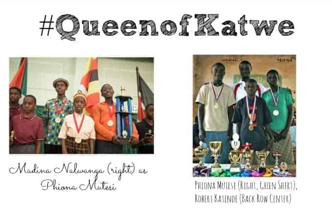 A Truly Inspiring Story The Queen of Katwe