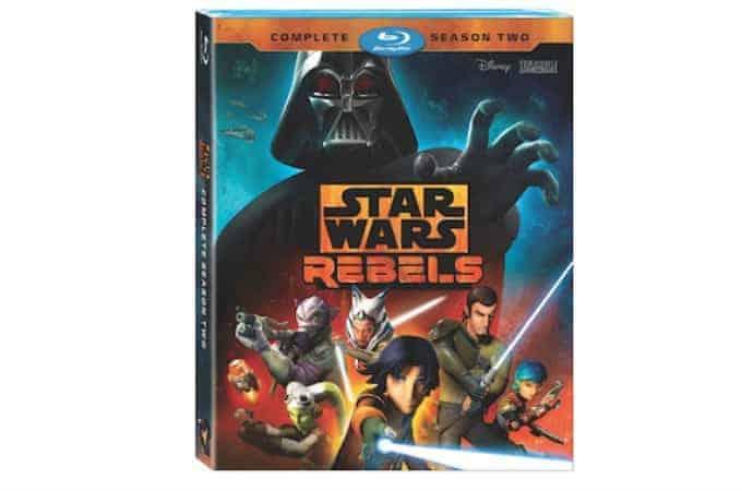 Star Wars Rebels Complete Season 2