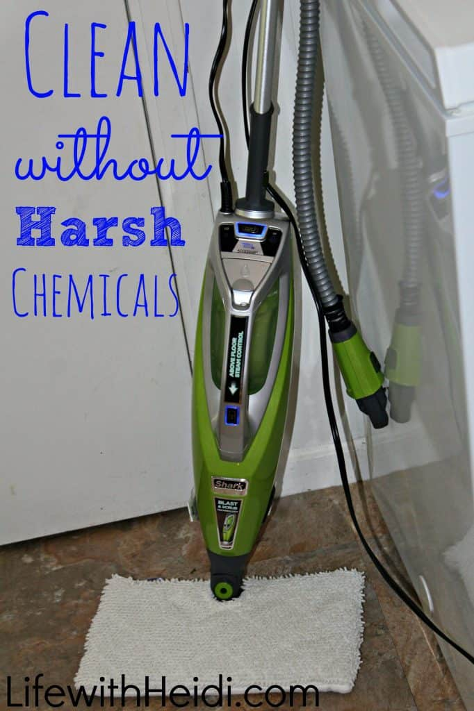 Clean without Harsh Chemicals