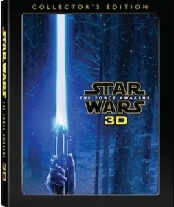 Star Wars The Force Awakens in 3D
