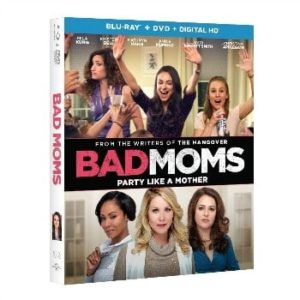 Bad Moms Coming to Blu-Ray 11/1/16
