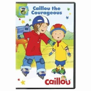 Caillou The Courageous