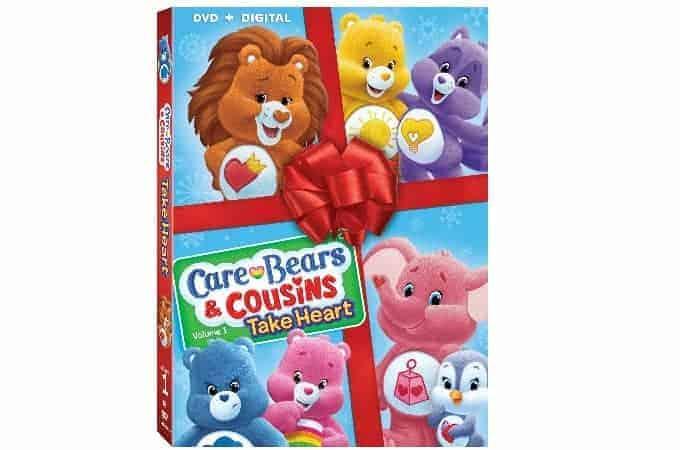 Care Bear & Cousins: Take Heart Volume 1