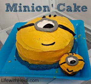 Minion Themed Party Ideas