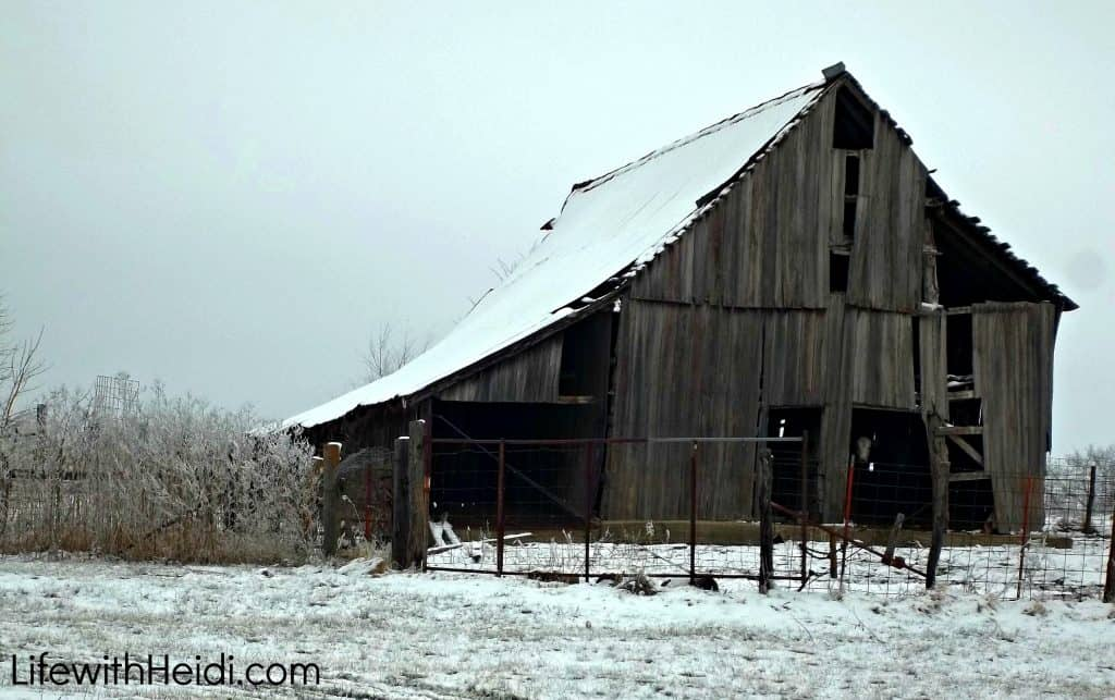 Nana and Papas Old Barn