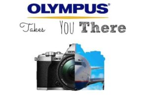 Olympus Takes You There