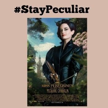Stay Peculiar