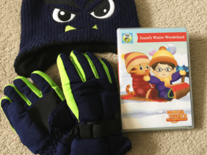 Daniel's Winter Wonderland