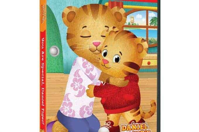 You are Special, Daniel Tiger
