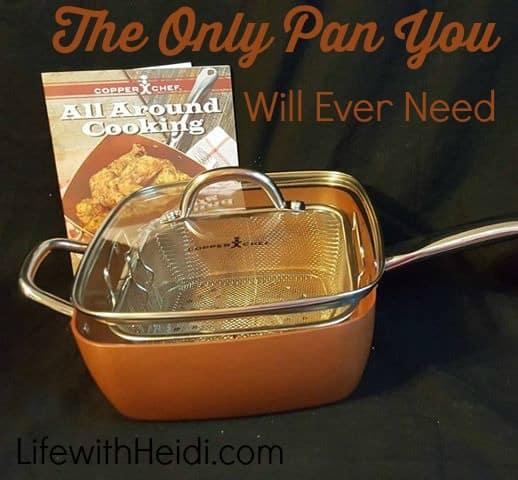Copper Chef Pan