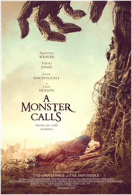 Liam Neeson Reads A Monster Calls