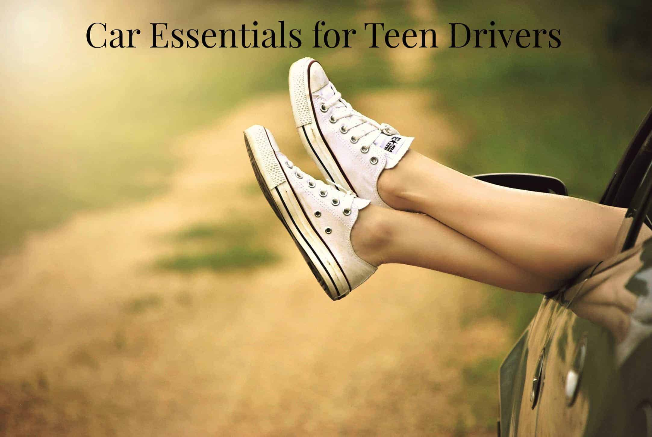 Car Essentials for Teen Drivers