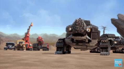 Dinotrux Season 3