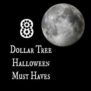Halloween must haves