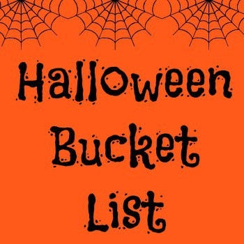 Halloween Bucket List: 15 Things You Must Do this Halloween