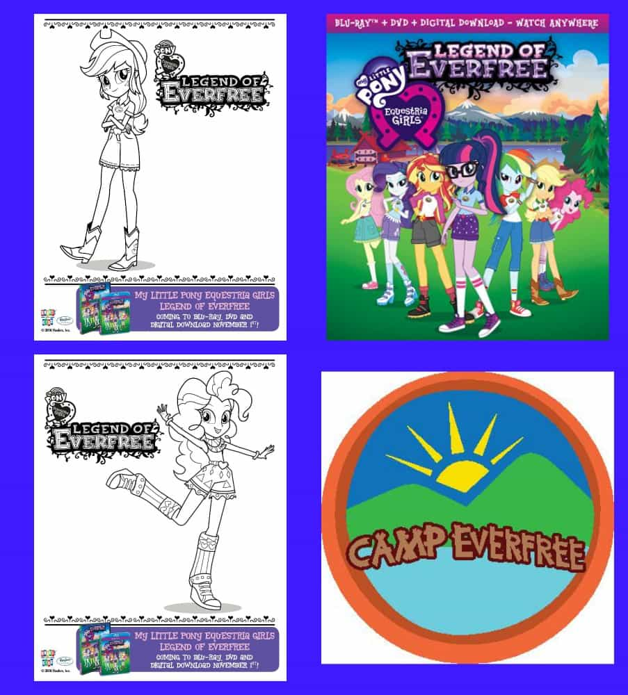 My little pony equestria girls legend of the everfree for My little pony legend of everfree coloring pages