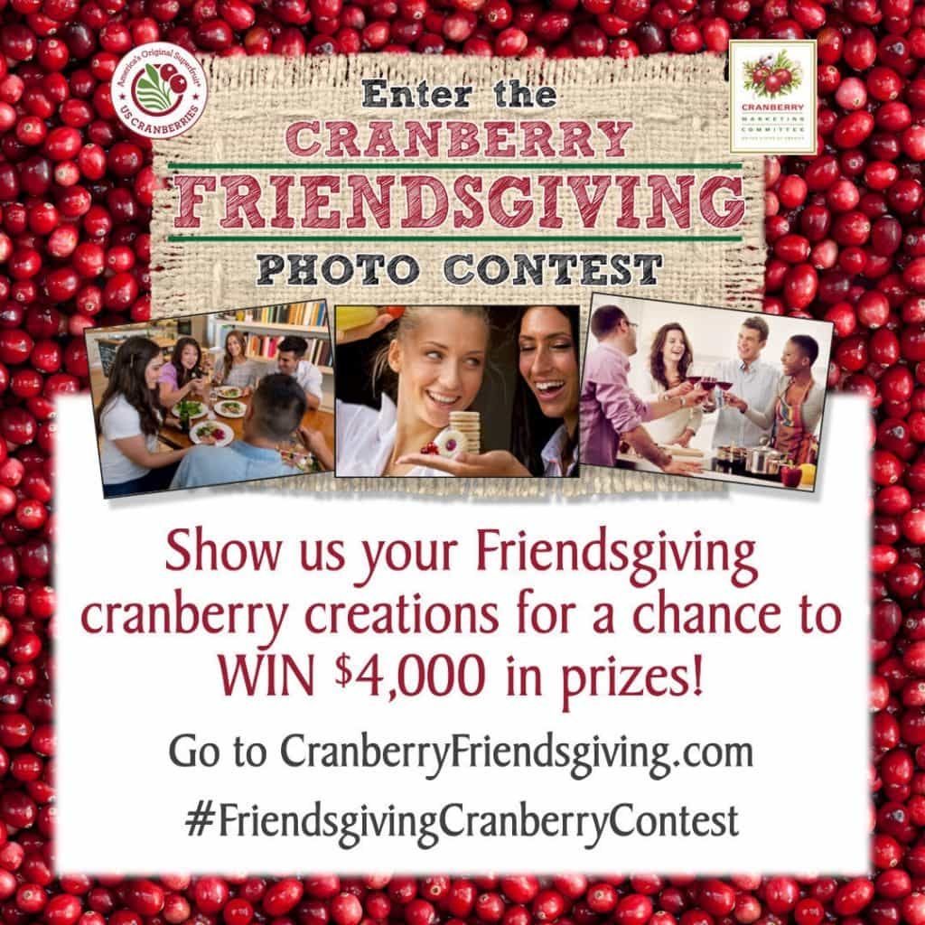Friendsgiving Contest