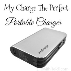 My Charge The Perfect Portable Charger