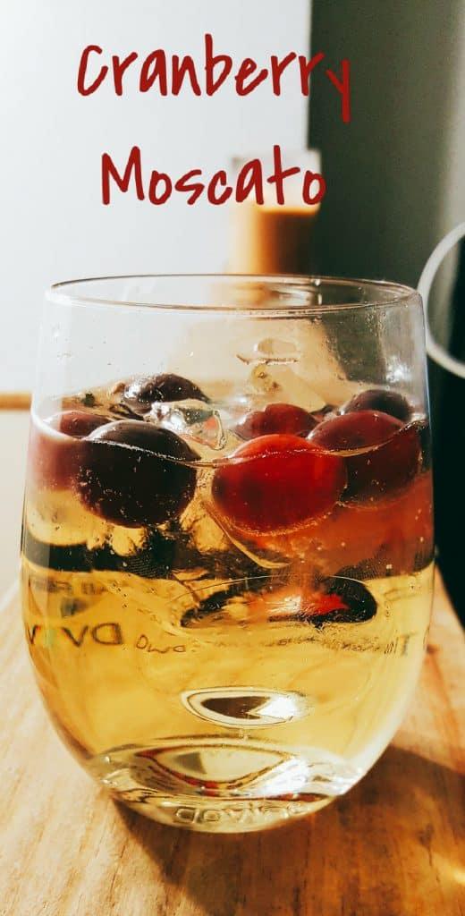 Cranberry Moscato