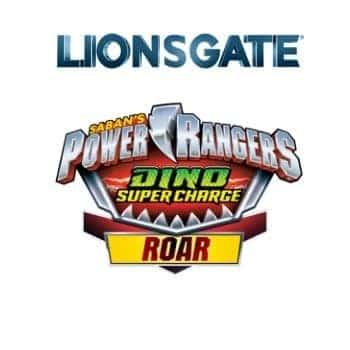 Power Rangers Dino Super Charge Roar Vol. 1