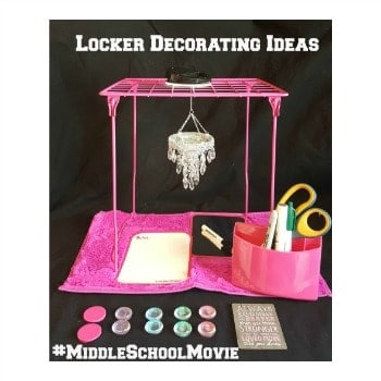 Locker Decorating Ideas | Life With Heidi