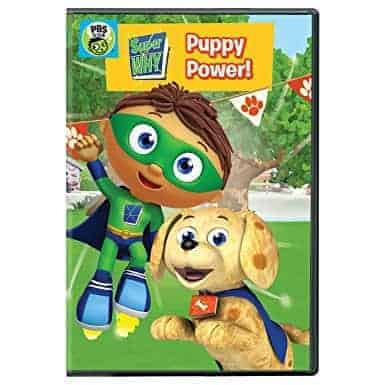 Super Why Puppy Power
