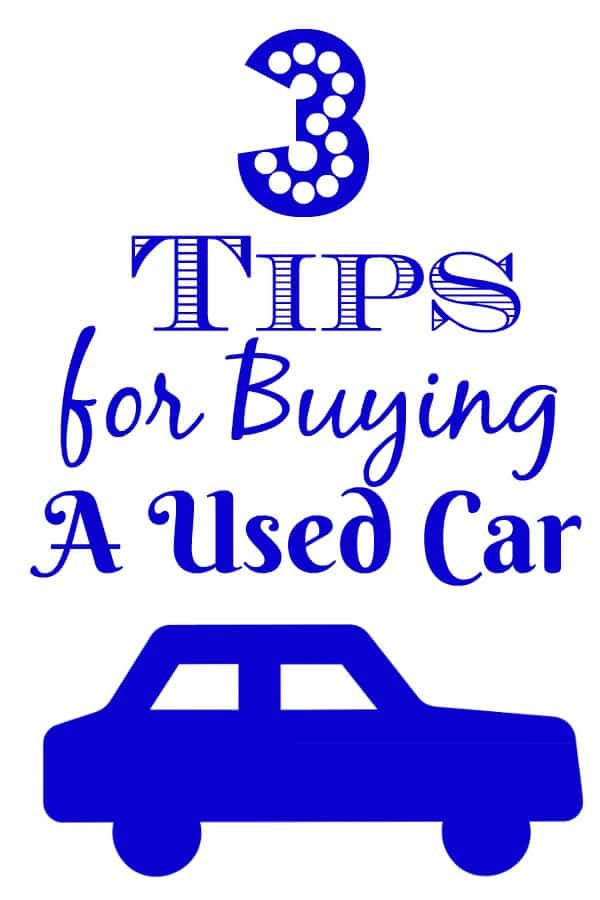 Tips For Buying A Used Car With Cash
