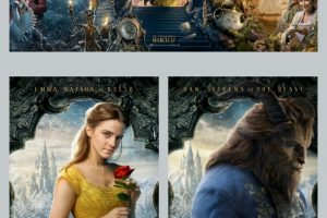 Meet the Characters of Beauty and The Beast