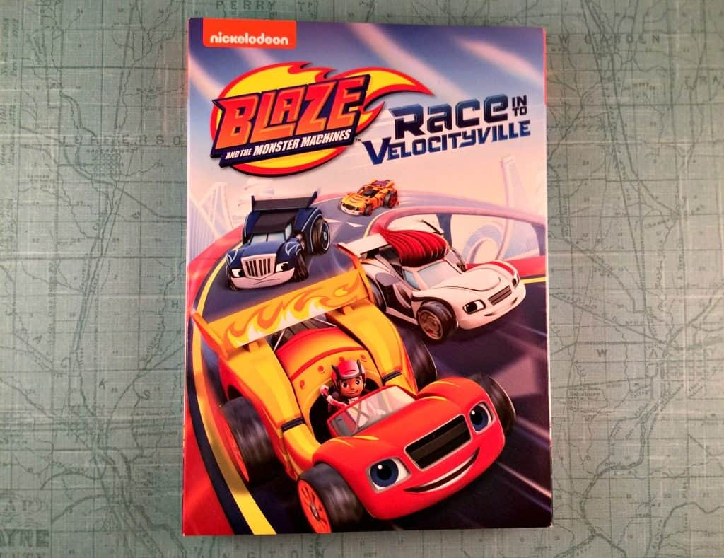 Blaze and the Monster Machines: Race into Velocity