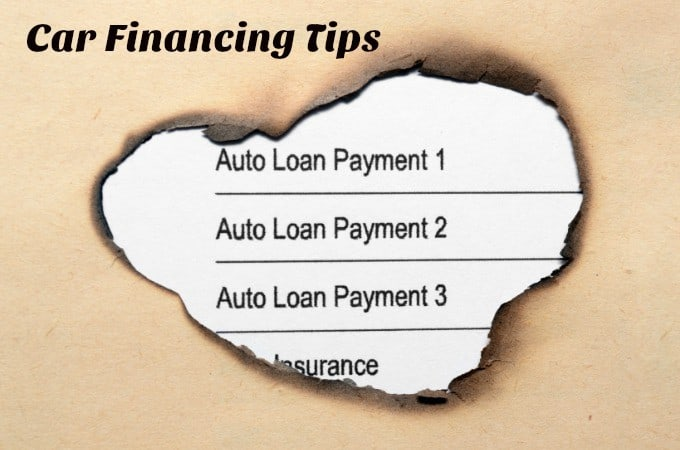 Car Financing Tips