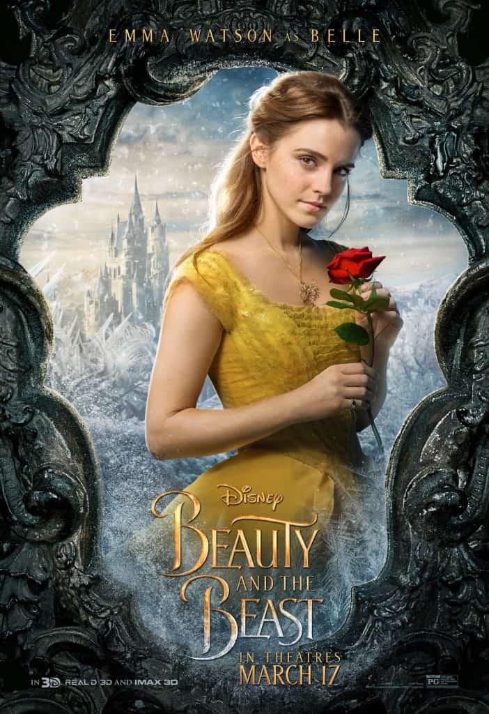 Emma Watson as Bell
