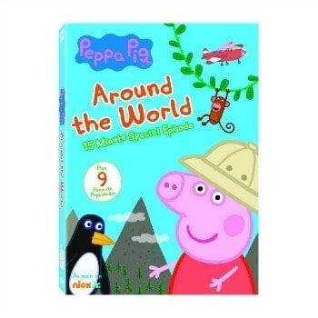 Peppa Pig Around The World