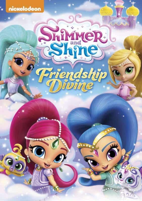 Shimmer and Shine Friendship Divine