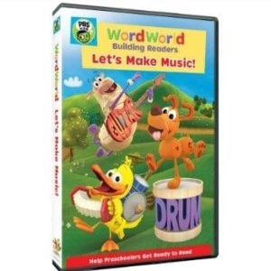 Sing and Dance with The Wordfriends