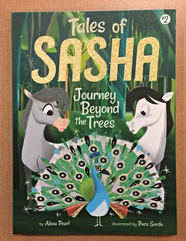 Tales of Sasha - Beginning Chapter Book