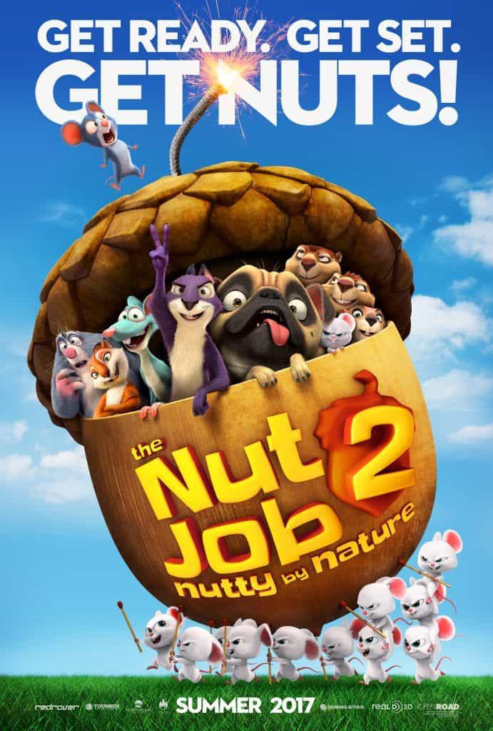 The Nut Job 2 Nutty By...