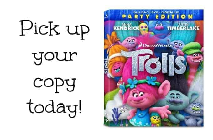Trolls from Dreamworks Animation