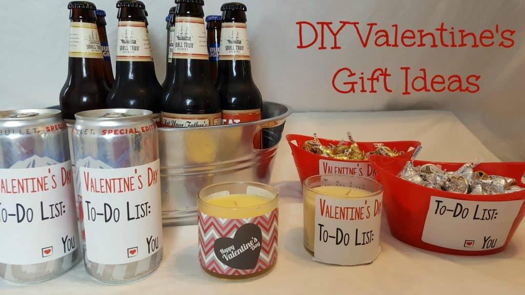 DIY Valentine's Gift Ideas