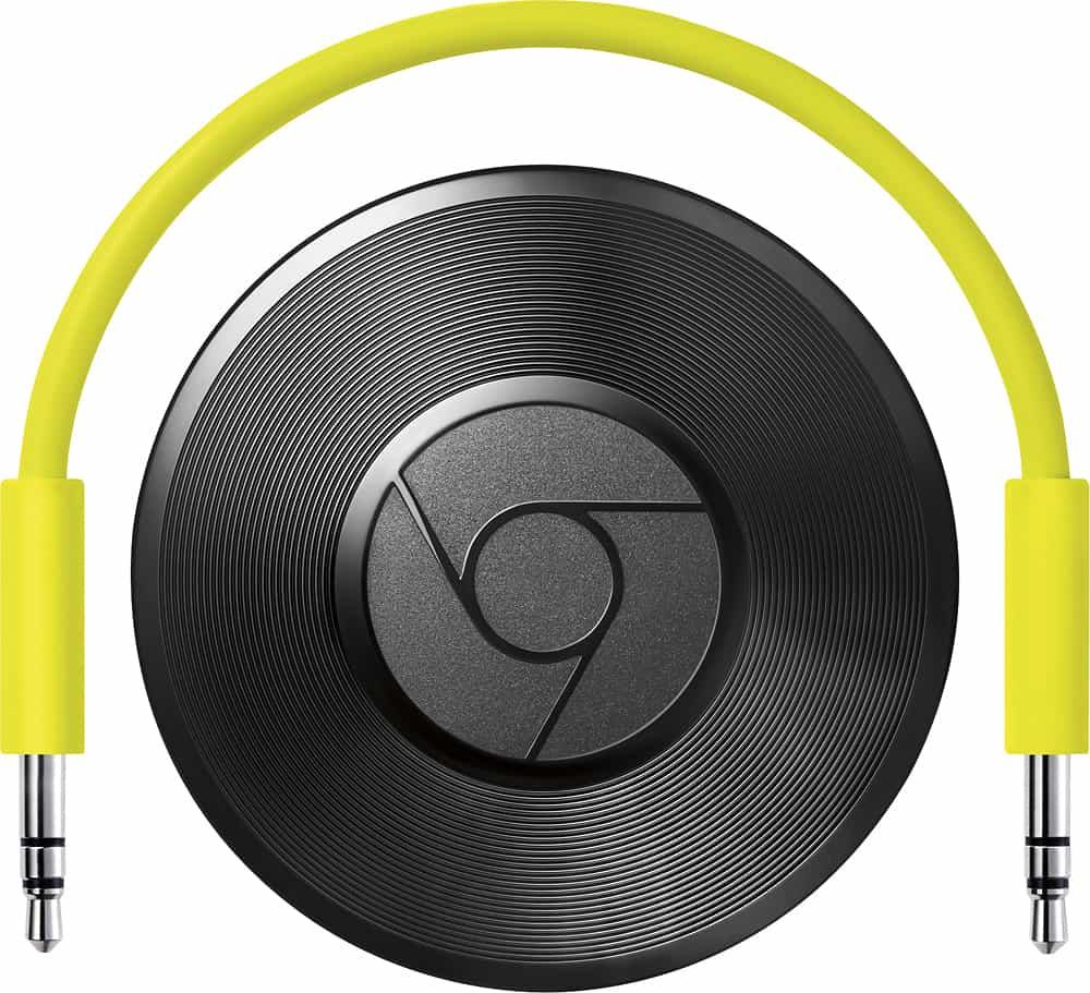 Google Chromecast Audio is a Must Have