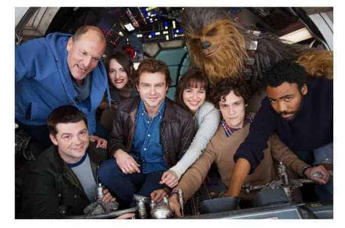 Han Solo Star War Story