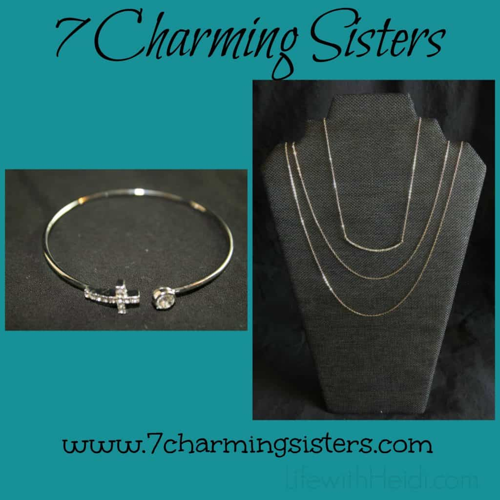 7 charming sisters is the perfect jewelry store