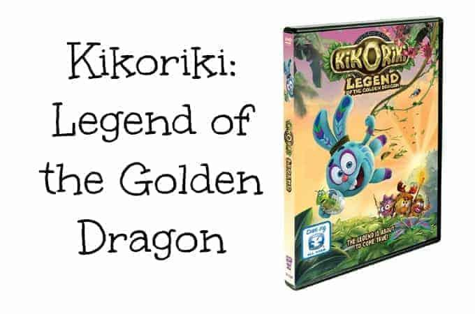 Kikoriki: Legend of the Golden Dragon