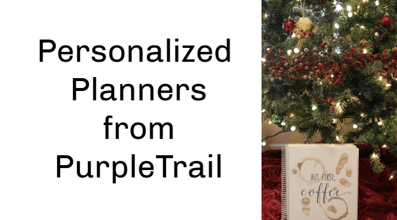 Personalized Planners from PurpleTrail